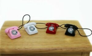 Doll-House-Accessories-1-12th-Miniature-1-Telephone