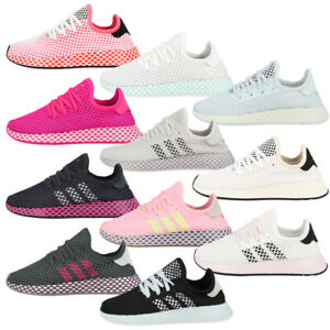 Details about Adidas deerupt Runner Women Shoes Women's Originals Trainers  Running Gym Shoes- show original title