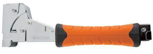 EDMA Heavy Duty Hammer Tacker Roofing Tools Furniture Upholstery Stapler 2-3 day
