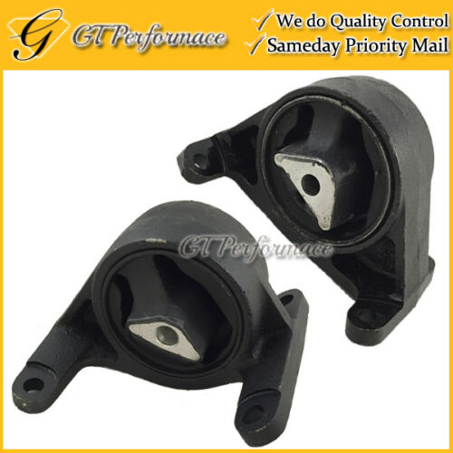Front L// /& R// Engine Mount 2PCS Set for 1999-2004 Jeep Grand Cherokee 4.7L
