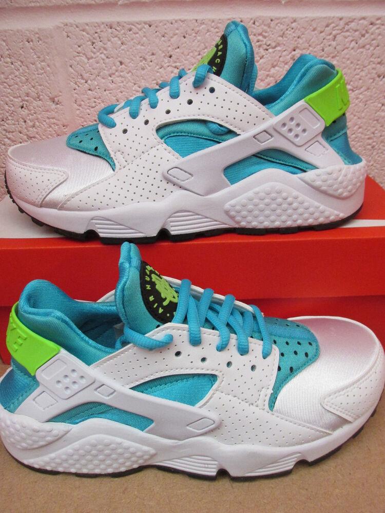 Nike femme air huarache baskets 634835 109 baskets chaussures- Chaussures de sport pour hommes et femmes