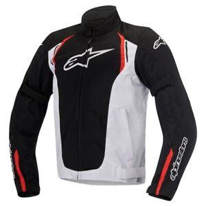 Giacca-Giubbotto-Moto-Alpinestars-AST-AIR-Textile-Jacket-black-white-red