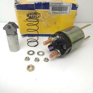 Set Electromagnet Fiat Ritmo - 131 - Dune - One Marelli 085540001010