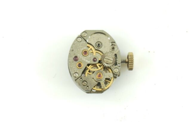 VINTAGE SEIKO 11A 17 JEWEL MANUAL WIND WATCH MOVEMENT FOR PARTS OR REPAIR