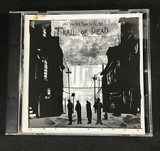 Lost Songs by ...And You Will Know Us by the Trail of Dead CD 2012 Superball