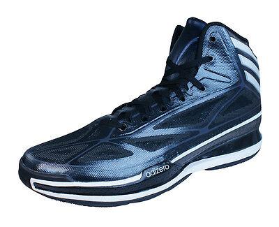 Adidas Adizero Crazy Light 3 Para hombres Baloncesto Zapatillas Negro G66515 UK Size 14