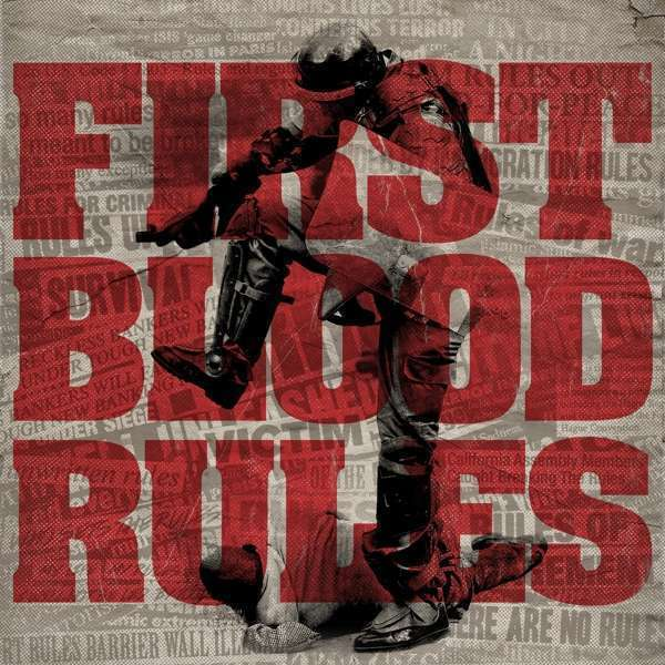 First Blood - Rules Neuf LP