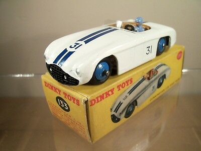 DINKY TOYS No 133 CUNNINGHAM C-5R RACING CAR (MINT/BOXED)