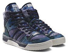 Adidas Originals Rivalry Hi Whiz Fourness Kazuki Mens Size 10 Rare Ds Sample New
