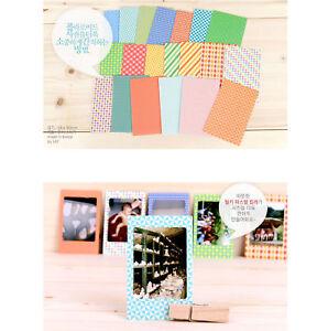 100PCS-Retro-Color-Instant-Films-Sticker-For-FujiFilm-Instax-Mini-8-7s-25-50s