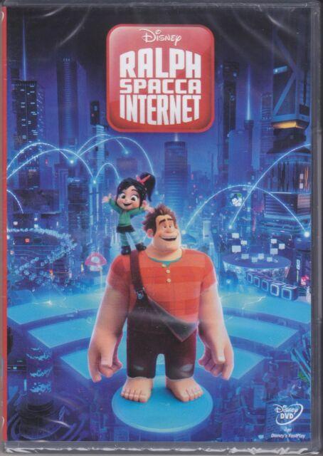 ralph spacca internet dvd  Dvd Disney **RALPH SPACCA INTERNET** nuovo 2018 | Acquisti Online su ...
