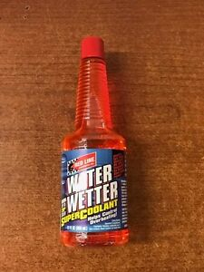 Red Line 12oz Water Wetter Powersports Performance Coolant Antifreeze 531180