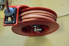 Reelcraft Hd78075 Olp Spring Return Hose Reel Airwater12 I D 300 Psi 75 Ft
