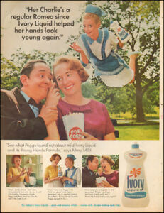 Image Is Loading 1970 Vintage Ad For Ivory Liquid Dish Detergent
