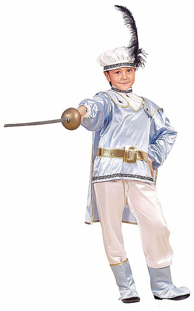 Prince Charming Costume Fancy Dress Set