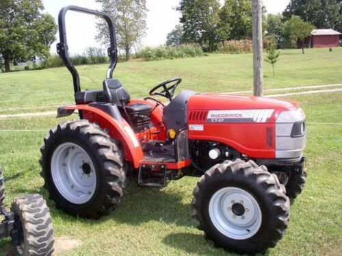 McCormick Tractor manuales de taller Serie CT