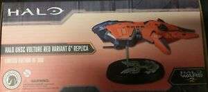 Details about Dark Horse HALO Replica Ships Red Team Vulture SDCC Exclusive  6