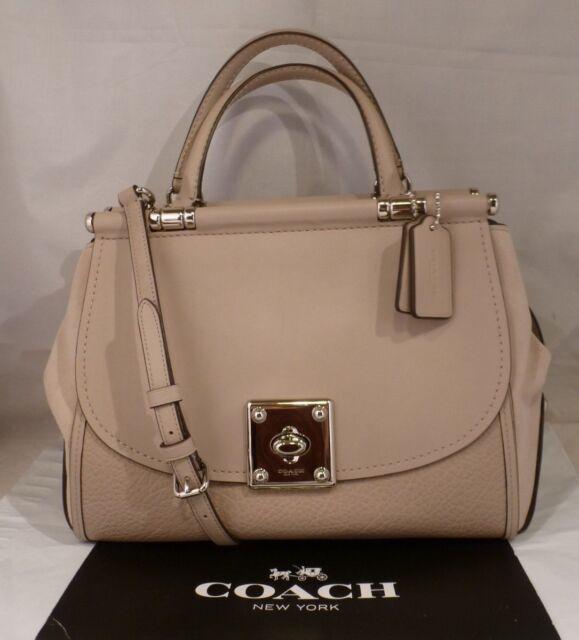 26648d72b1 Coach Drifter Carryall Grey Birch Mixed Leather Handbag 38389 for ...