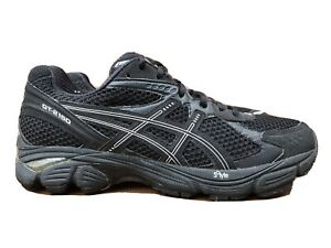 cálmese paciente Persona especial  RARE EUC ASICS Gel GT-2160 Women US 8.5 Running Shoes Black White T154N C8  | eBay