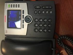 Details about cisco ip phone spa525g