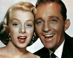 Bing-Crosby-amp-Rosemary-Clooney-1025845-8x10-photo-other-sizes-available
