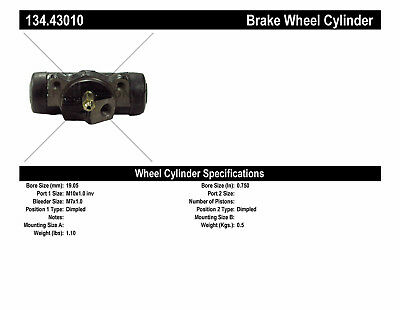 Chevy LUV Pickup 1972-1980 New Left Rear Wheel Cylinder  25-10102
