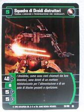 """STAR WARS L'ATTACCO DEI CLONI - """"Squadra di Droidi distruttori"""" -131 di 180-ITAL"""