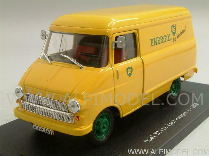 Opel Blitz Van Energol –BP 1 43 stjärnaLINE 560634