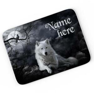 Personalised Unicorn Mouse Mat Pad Computer Gaming Fantasy Gift Girls Her ST709