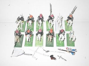 Warhammer Fantasy Morts-vivants Monté Wights X12 Partie Metal Épuisé