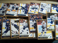 2013-14 SCORE GOLD PARALLEL CARDS  LOT OF 20 - YOU CHOOSE WHAT YOU NEED