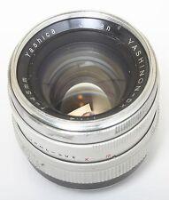 Yashica 45 1.4 lens lynx for Sony E mount A7 full frame