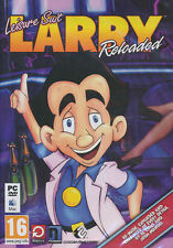 LEISURE SUIT LARRY RELOADED Land of the Lounge Lizards - Windows XP,Vista,7 NEW