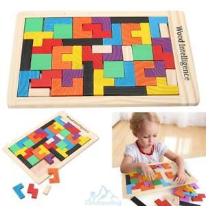 Kinder-Puzzle-Spielzeug-Holzspielzeug-Lernspielzeug-Babyspielzeug-Paedagogisch