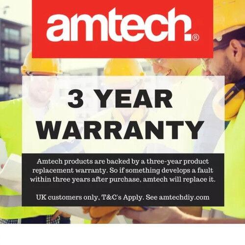 Amtech 16pc mécanique Burin /& Punch Set en acier trempé PIN CENTRE conique Garage