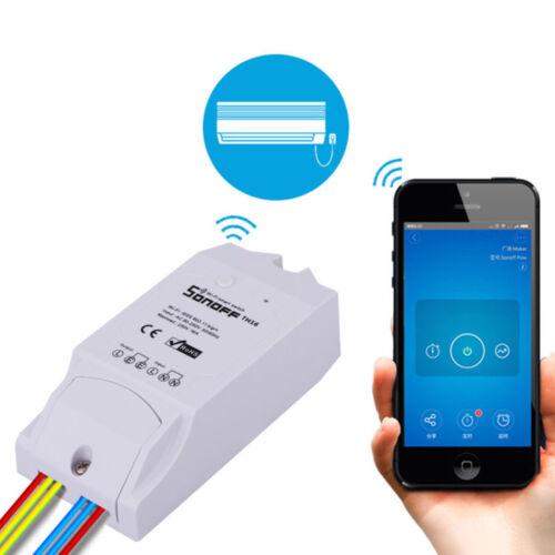 Sonoff 10 A//16A Macht die Wifi Smart Home Automation Kontrolle überwachen Switch