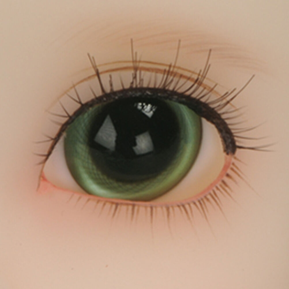 Dollmore 28mm Solid Glass Doll Eyes - PW03(B)