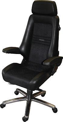 New Capital Diplomat Office Computer Chair Seat Recaro Genuine Parts Ebay