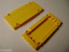LEGO Mindstorms YellowTechnic, Panel Plate 1 x 5 x 11 # 64782