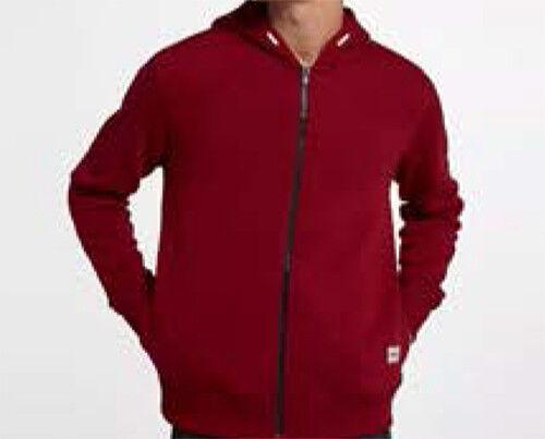 Hurley Basque Full Zip Fleece (Team ROT) M