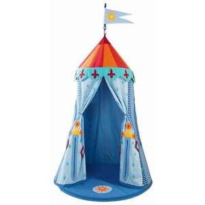 HABA-2994-Ritterzelt-Kinderzimmer-Zelt-Spielzelt-blau