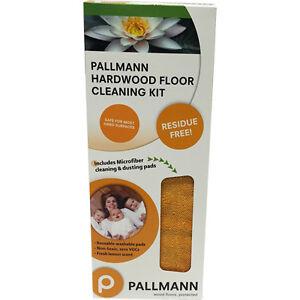 Image Is Loading Pallmann Hardwood Floor Cleaner Kit Includes Spray