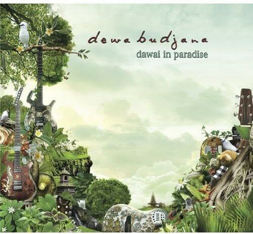 Dewa Budjana - Dawai in Paradise [New CD]