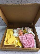 Vintage Barbie Doll RARE BARBIE BABY SITS SEARS CATALOG ORDER NRFB MIP MIB MOC