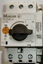 Moeller Motorschutzschalter 3p,handb Hilfsschalter PKZM0-4 neu