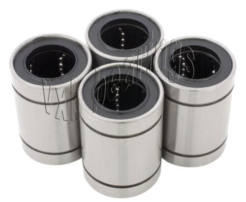 Pack of 4 LME12UU 12mm Ball Bushing 12x22x32 Linear Motion Bearings