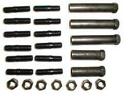 1968-71 383//440 HP Exhaust Manifold Fastener Kit