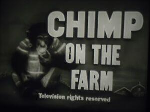 Details about 16mm Chimp on the Farm Castle Films Sound