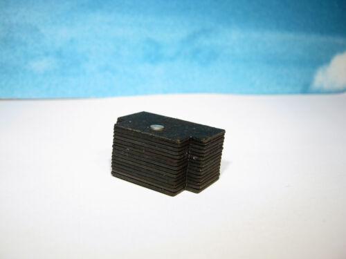RIVAROSSI 1444 FS E428 166 zavorra sagomata  1//80  anni /'70  HO δ.