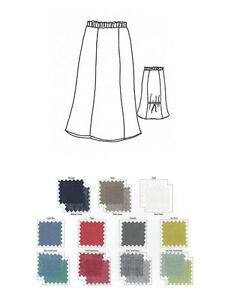 FLAX-13-Sunshine-TIED-amp-TRUE-Artsy-Linen-Skirt-2G-2X-U-PIK-Color-NEW